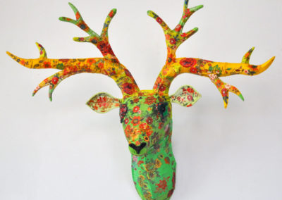 floral-green-moose-with-flowers